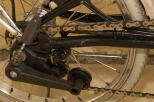 Brompton Gearing Modifications